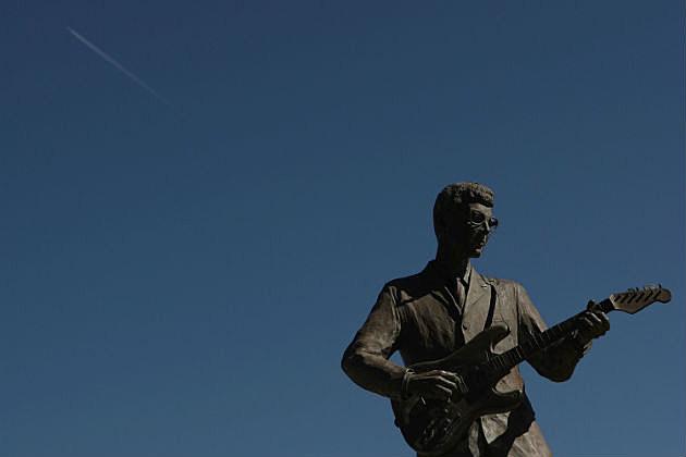 Buddy Holly Memorial_Ronald Martinez