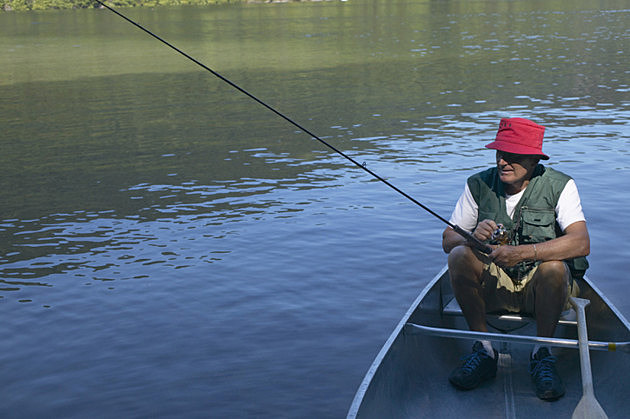 You can fish for free this weekend in north dakota for North dakota fishing license