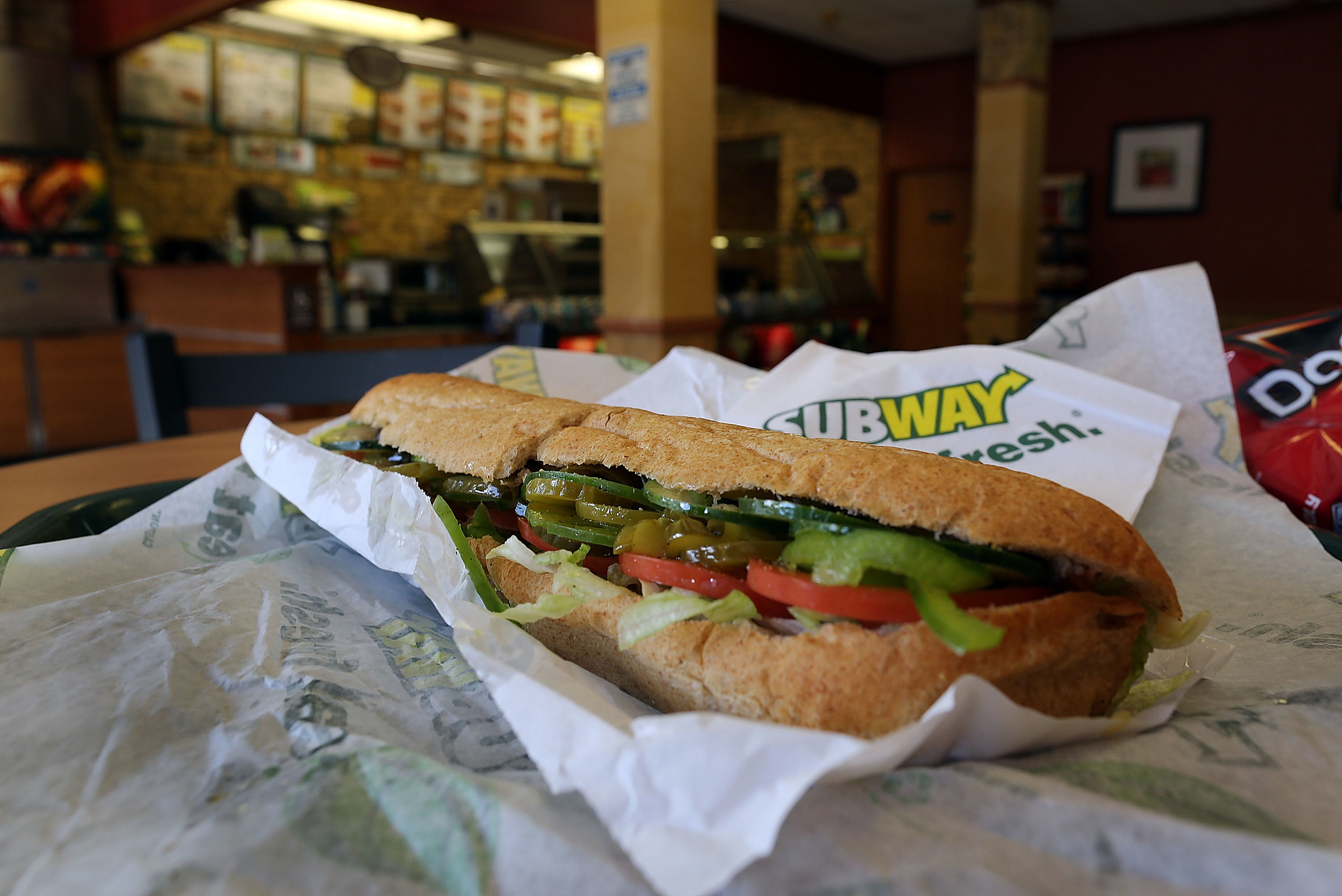 chatter platter if you could be a roadie for two weeks subway settles not really foot long sandwich litigation