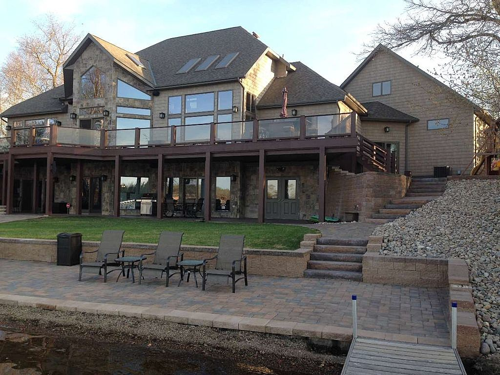 a look inside the most expensive house for sale in north dakota