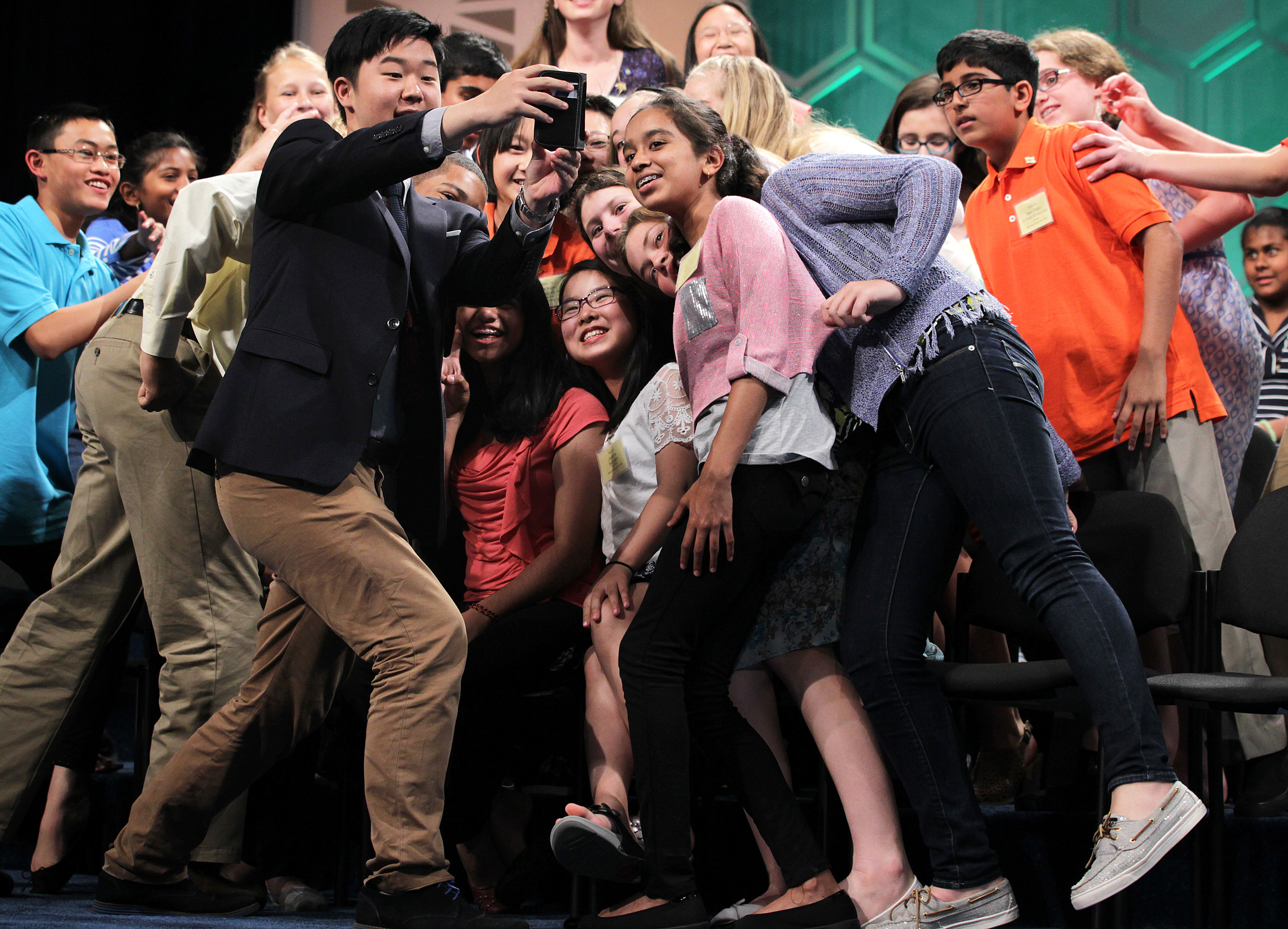 Students Compete In Annual Scripps National Spelling Bee