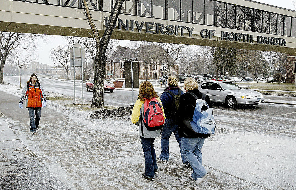 Search for UND Student Continues